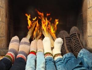 שמירה על חום גופנו בחורף